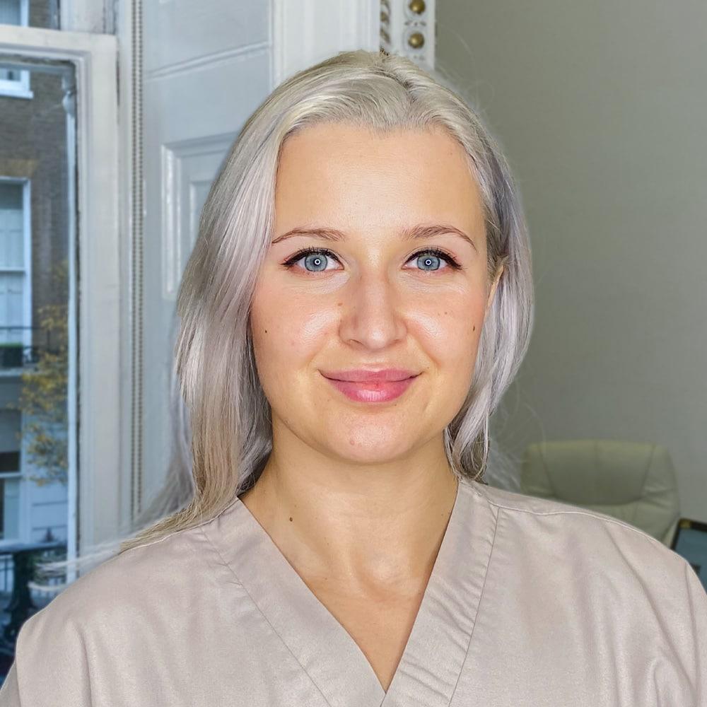 ana tamas dental nurse harley street dentist