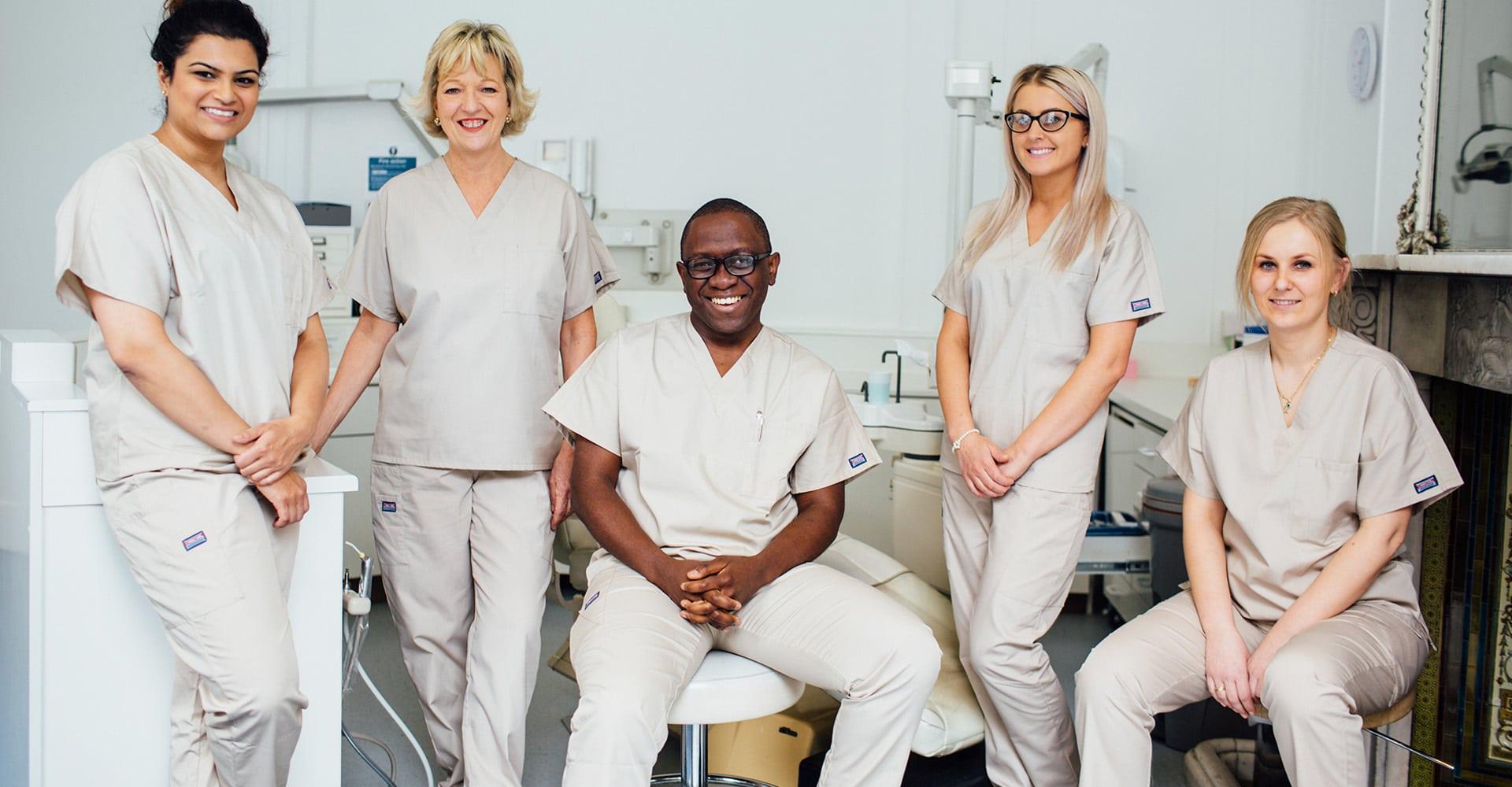 Dental Specialist Team