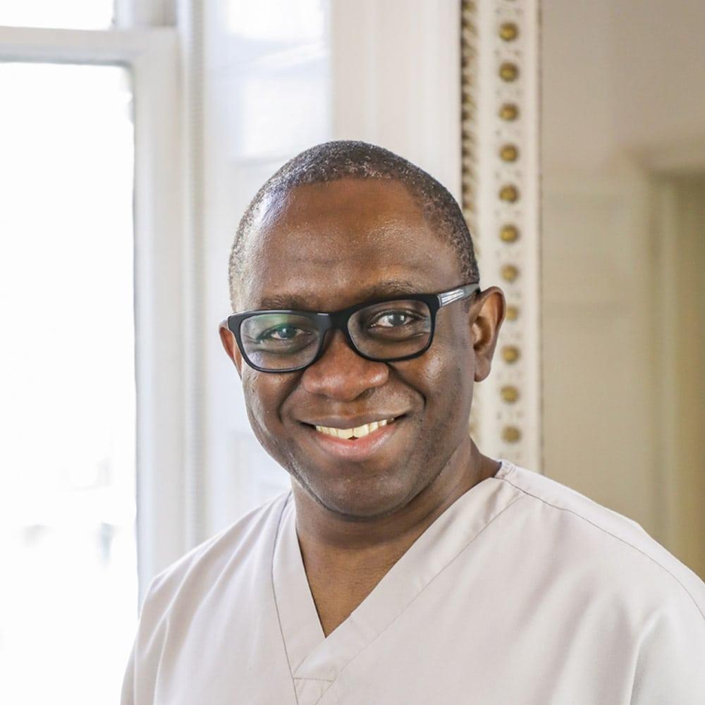 dr ope Sodeinde london dental specialist