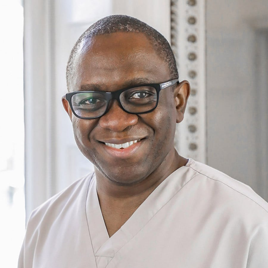 dr ope Sodeinde london dentist
