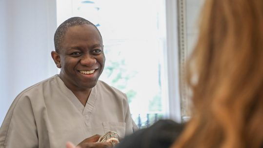 dr ope sodiende replacing missing teeth with dental implants