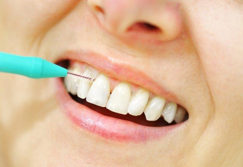 dentist near harley street dental advice flossing