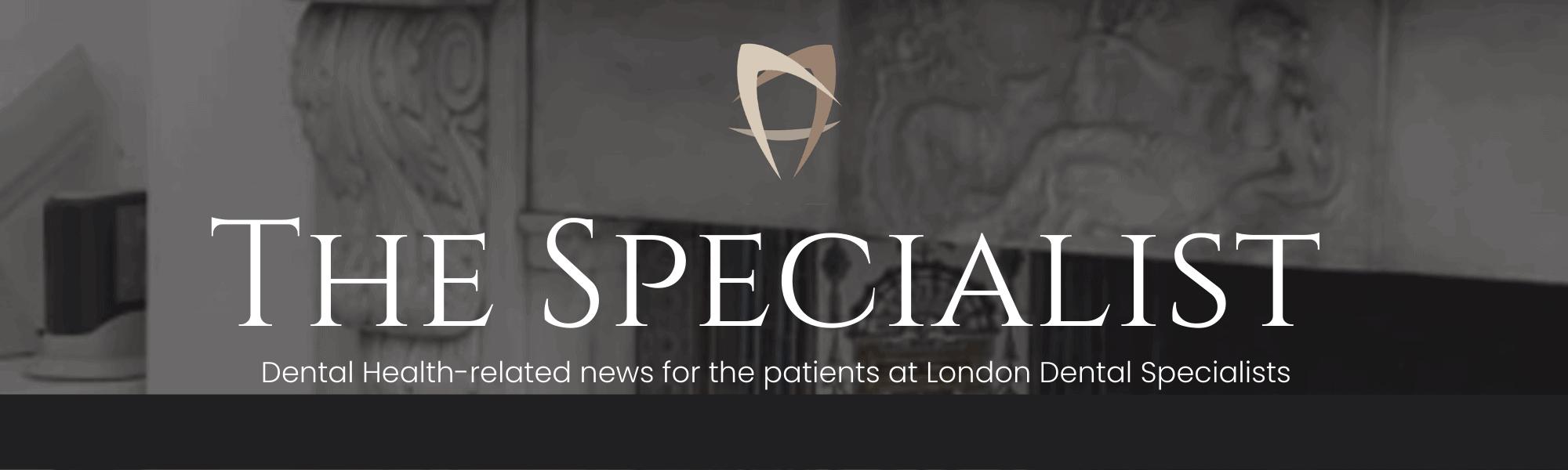 the specialist lds dental newsletter september
